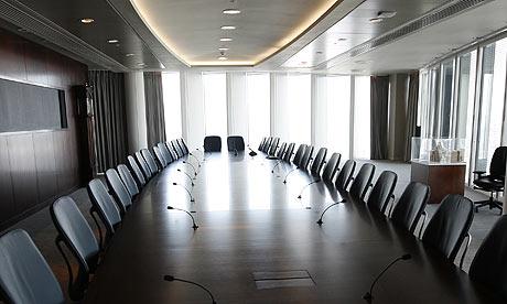 Boardroom bestuurders