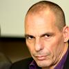 Voormalig minister van financien Varoufakis