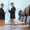 Boardroom mist digitaal inzicht en diversiteit