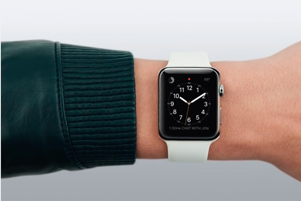 Apple publiceert geen cijfers over de Apple Watch.