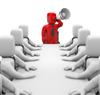Wanneer leiders spreken… zwijgen alle anderen?