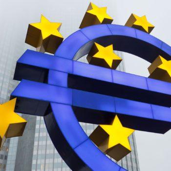 ECB euro lage waarde