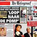 Overnamestrijd barst los: Mediahuis zet klauwen in Telegraaf Media Groep