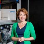 Miriam Kampers Omron klantvriendelijk