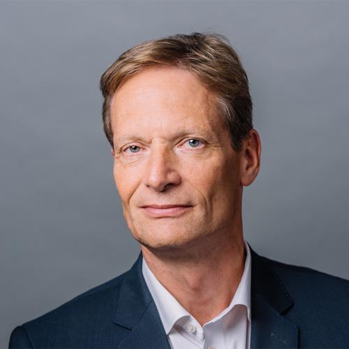 Mark van Lieshout CFO Alliander