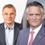 Harry van Dorenmalen en René Steenvoorden KPMG