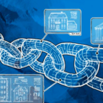 Blockchaintechnologie laag op de agenda bij investeerders