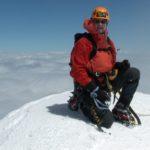 Van Boxtel (coach Volvo Ocean Race) en bergbeklimmer Staartjes sprekers tijdens Best Finance Team