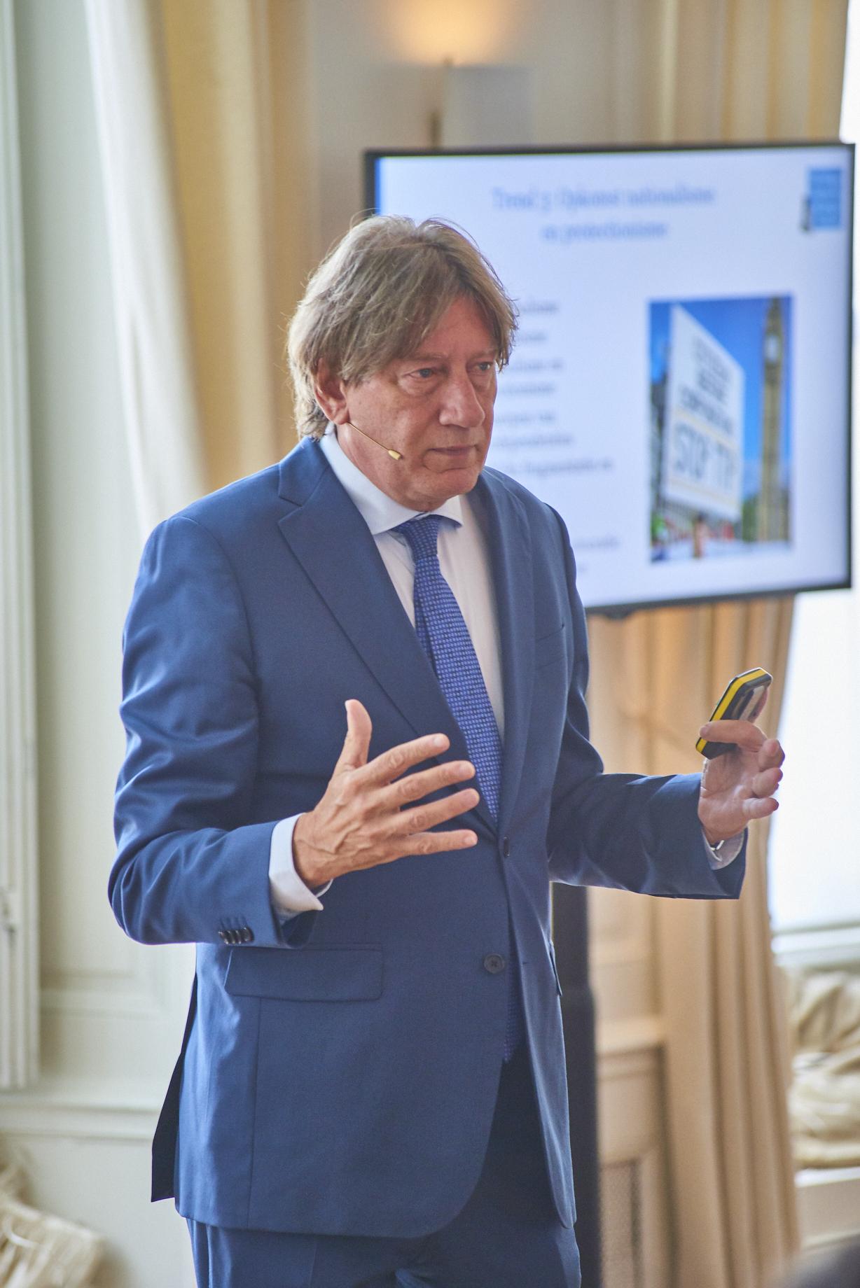 Rob de Wijk: CFO moet klaar zijn voor de nieuwe wereldorde - Executive Finance