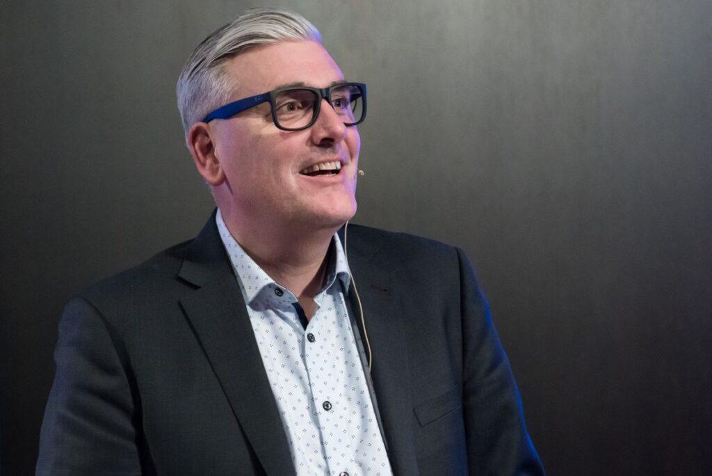 Michiel Ramakers, sales director Benelux van het snelgroeiende Oracle NetSuite